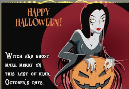 Best 50 halloween quotes and wishes 2018 with pictures - Image halloween drole ...