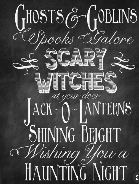 Halloween English Quotes