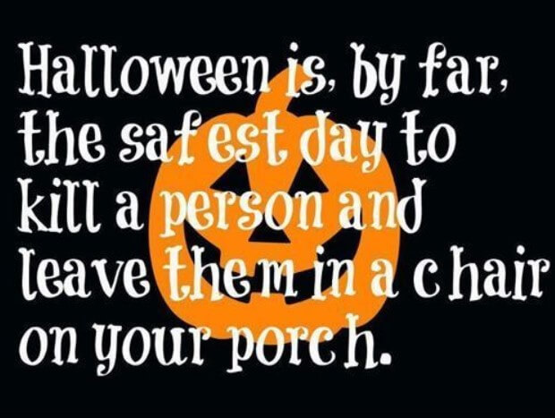 Halloween Horror Quotes