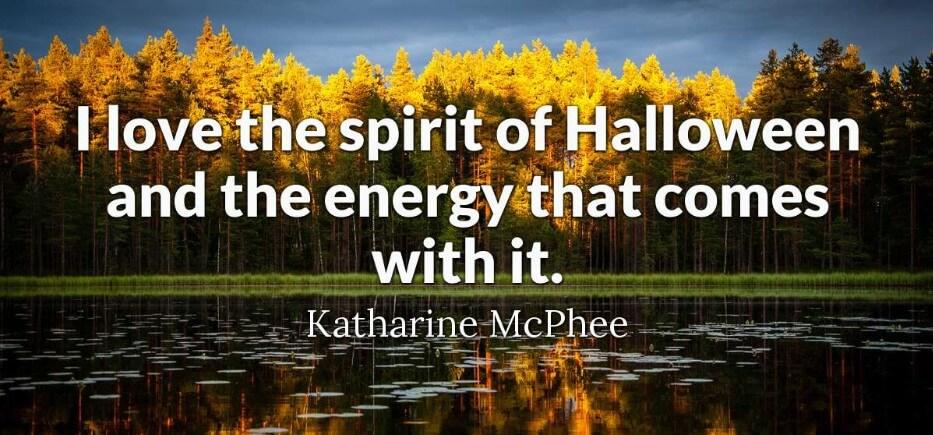 Halloween Inspirational Quotes