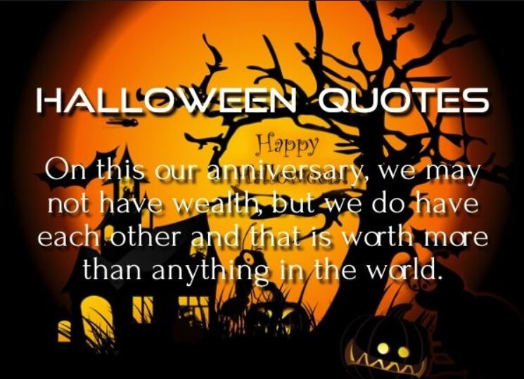 Halloween Love Quotes For Him