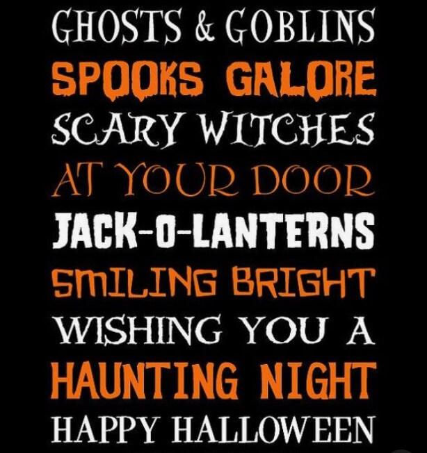 Halloween Motivational Quotes