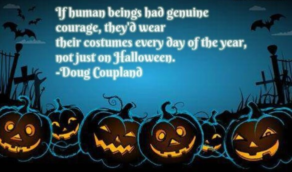 Halloween Quotes For College Students