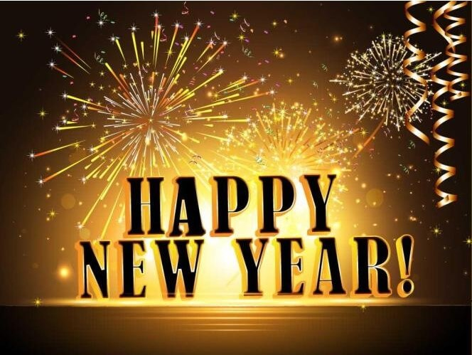 Best 400 Happy New Year HD Wallpapers, Wishes and Facebook Status ...