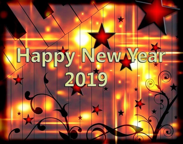 happy new year beautiful wallpaper