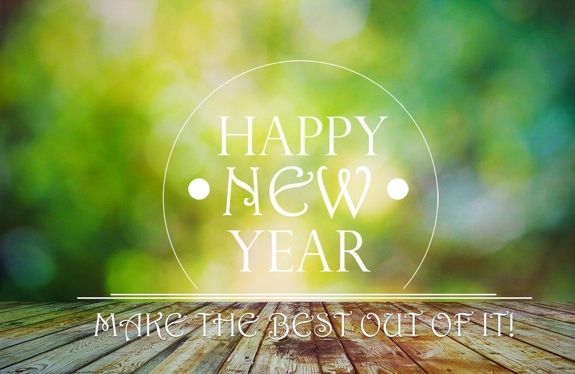 Happy New Year Wallpaper Pinterest