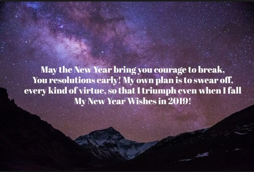New Year Wishes On Whatsapp