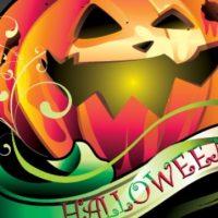 Happy Halloween Pumkin Facebook Cover