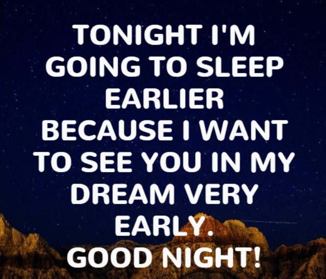 UNIVERSAL GOOD NIGHT Quotes