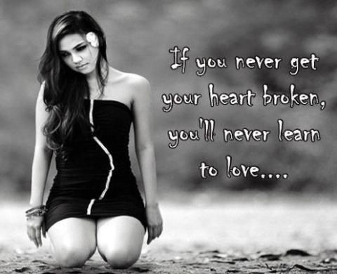 Broken Heart Goodbye Quotes