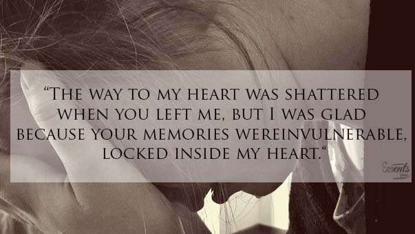 Top 50 Broken Heart Quotes and Sayings for Him/Her - Events Yard