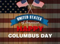 Columbus Day Inspirational Quotes