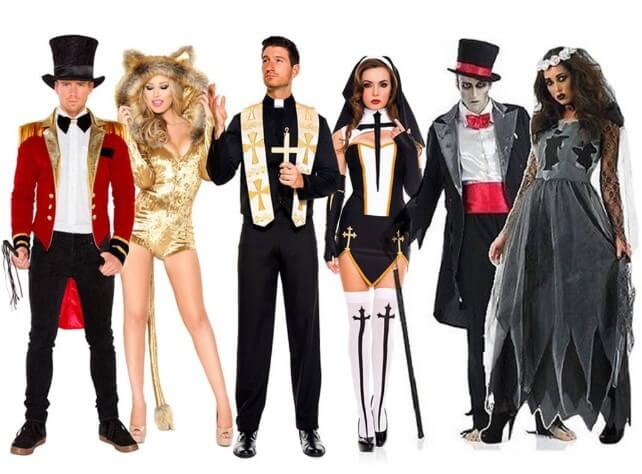 Couple Halloween Costume Ideas 2019.Top 100 Halloween Costumes For Couples 2019 With Images Events Yard