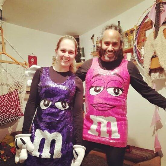 Couple Halloween Homemade Costume Ideas