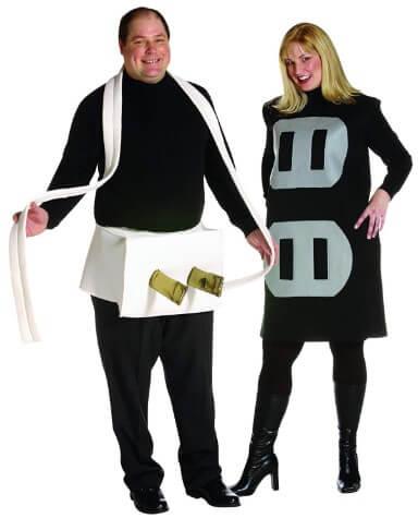 Creative Couples Costumes