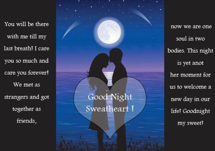 Good Night Quotes About Love