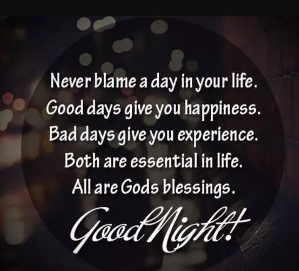 Good Night Quotes Cut