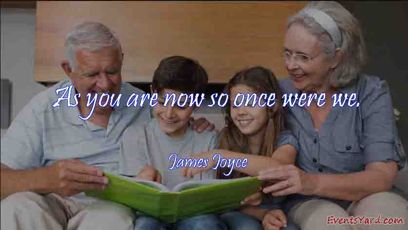 Grandparents Appreciation Quotes