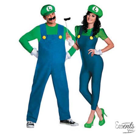 Halloween Costumes For Couples Funny