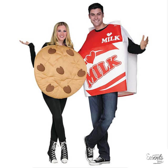 Halloween Costumes For Couples Pinterest
