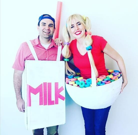 Halloween Costumes For Engaged Couples