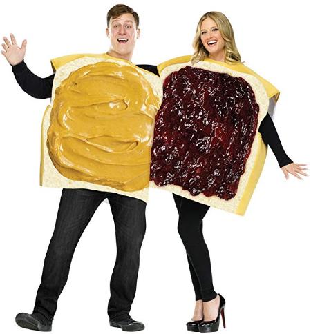 Halloween Couple Costumes Scary