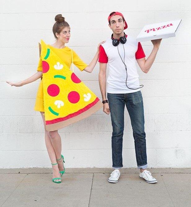 Halloween Couples Costumes Diy