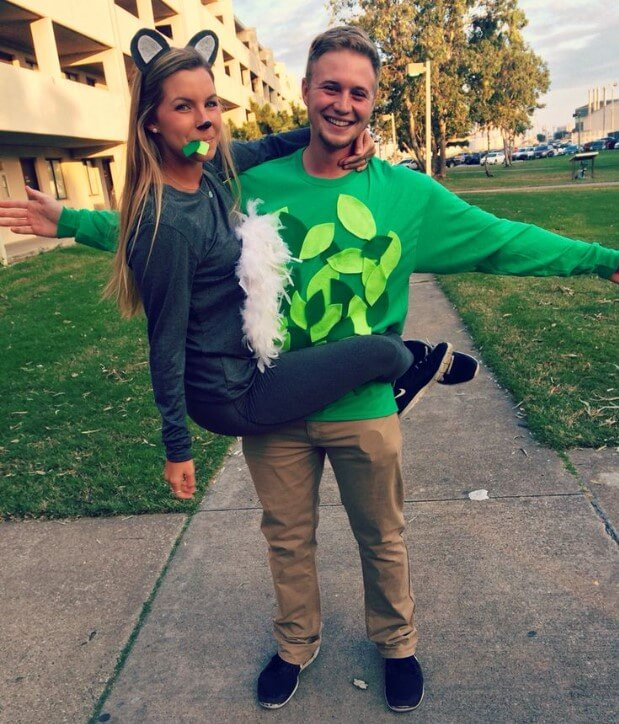 Halloween Couples Outfits