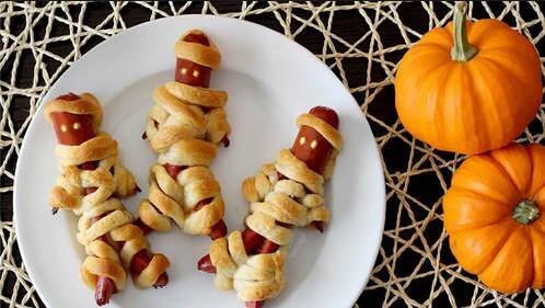 Halloween Food Display Ideas