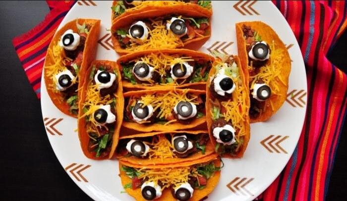 Halloween Food For School Party