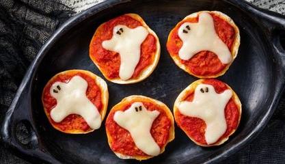 Halloween Food Puns