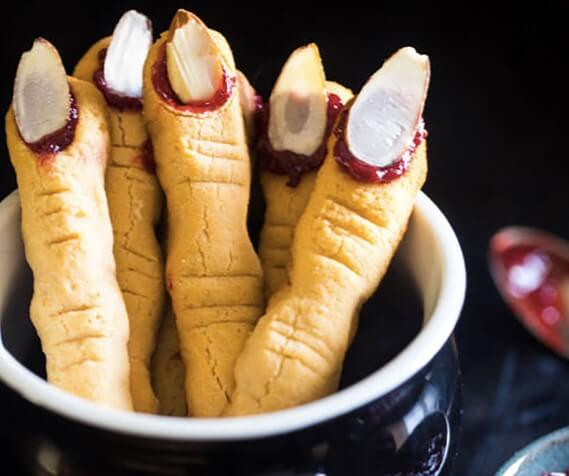 Halloween Recipes Appetizers Finger Food