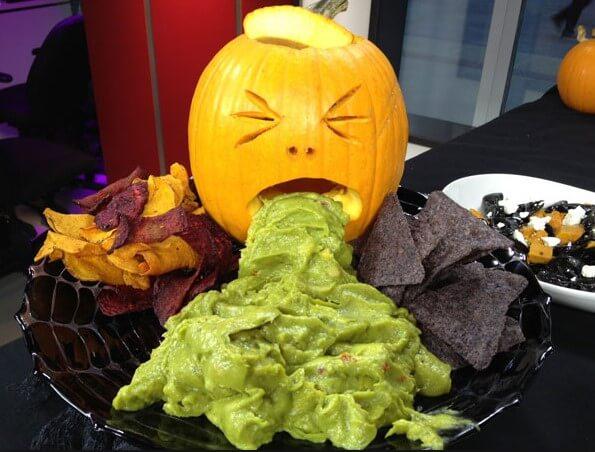 Halloween Recipes Healthy Snacks