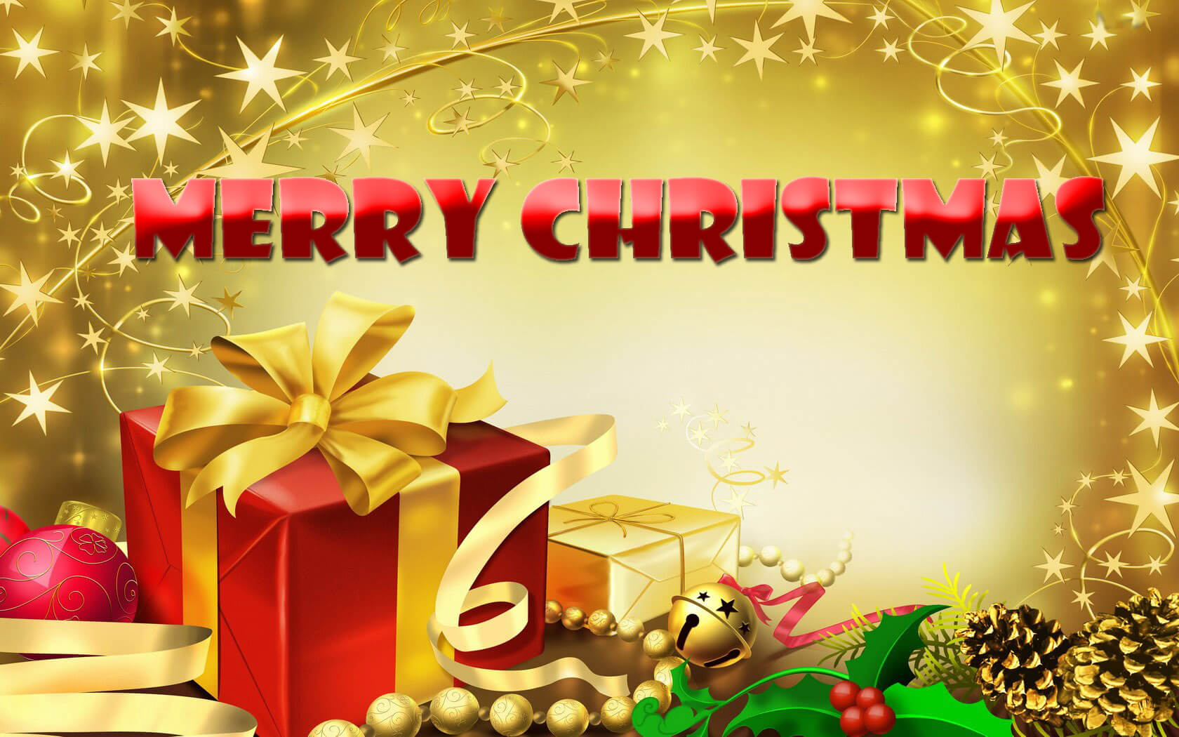 Merry Christmas Wallpaper Full Hd