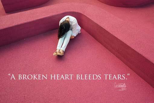 Sad Broken Heart Quotes