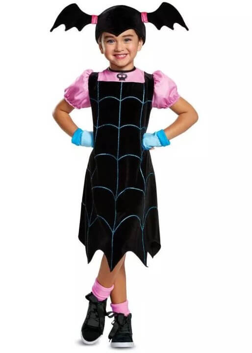 scary halloween costumes for kids girls uk