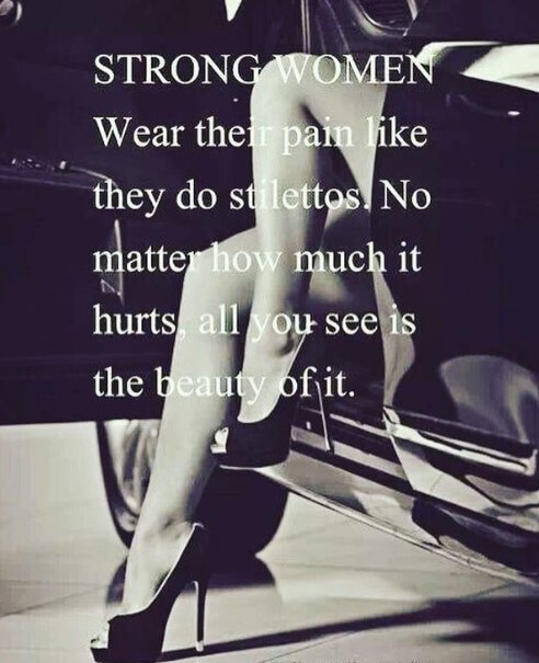 Strong Female Character Quotes