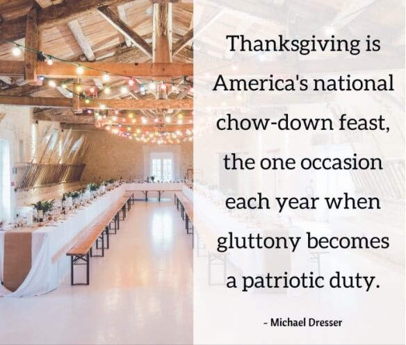 Thanksgiving Day Quotes Family