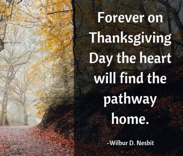 Thanksgiving Day Quotes Wishes
