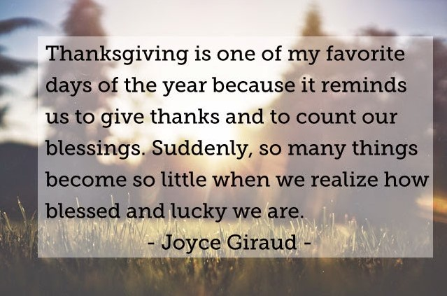 Thanksgiving Greetings Sayings