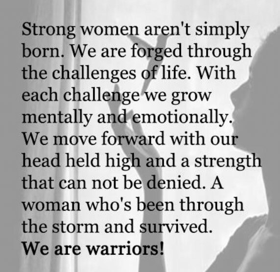 Image result for quotes about a women's strength