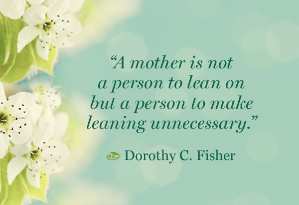 Inspiring Mother Daughter Quotes 4