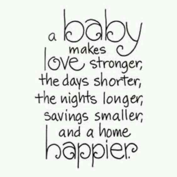 Baby Quote Happy