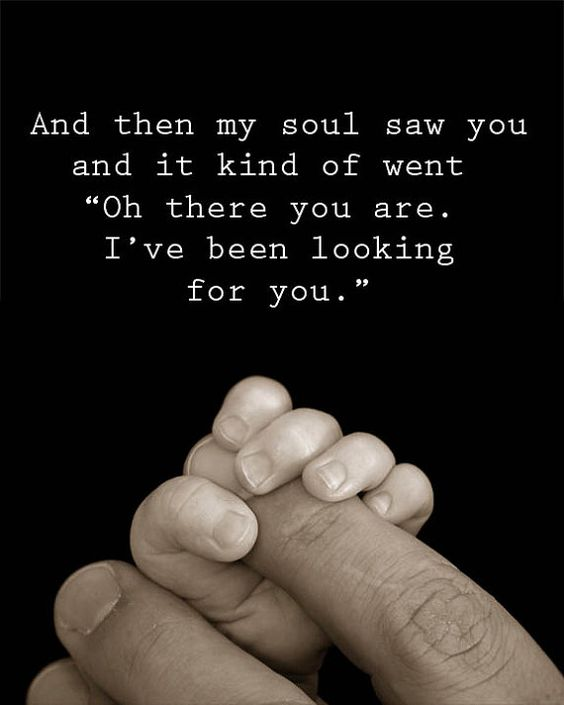 Baby Quote Soul