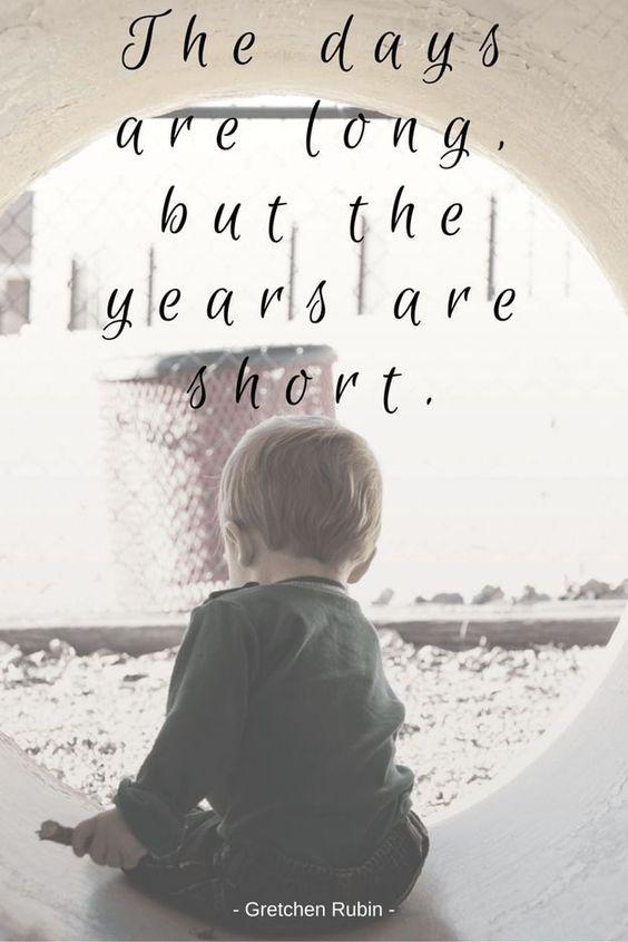 Baby Quote Years Short
