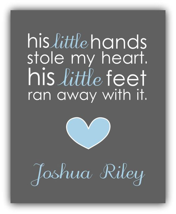 Baby Quotes Little Hands