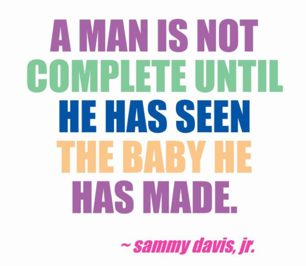 Baby Quotes Man