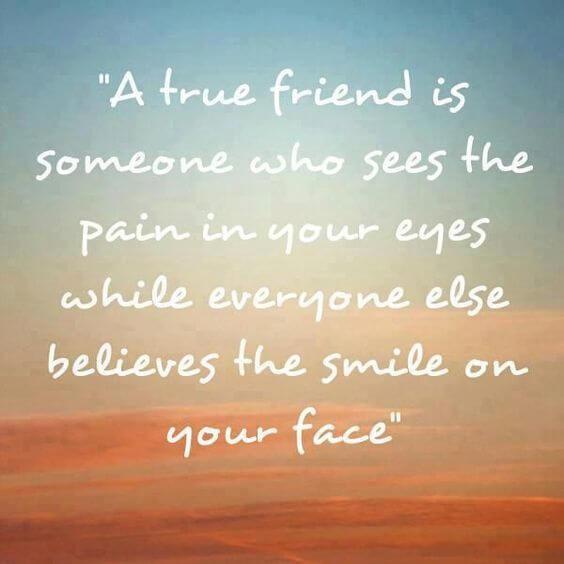 Best Friend Quote True Friend
