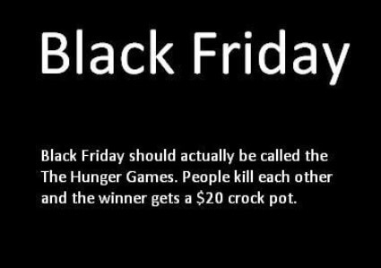 Black Friday Quotes For Facebook