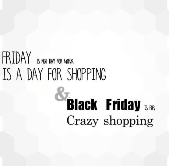 Black Friday Quotes Humorous